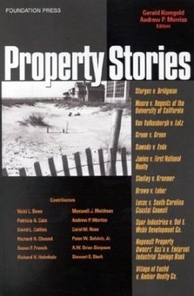Korngold and Morriss' Property Stories