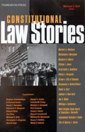 Constitutional Law Stories 2003