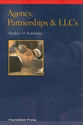 Agency, Partnership and Limited Liability Companies, 2003