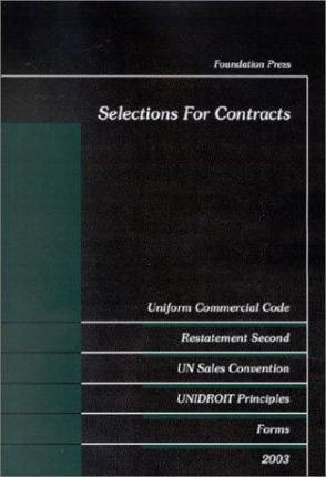 Selections for Contracts 2003