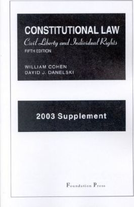 Supplement to Constitutional Law