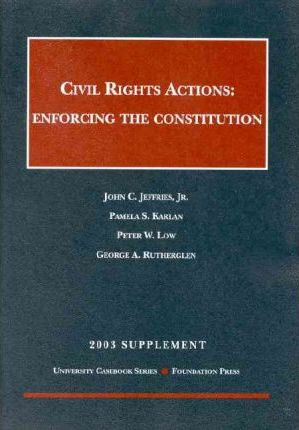 Civil Rights Actions 2003