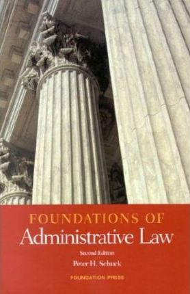 Foundations Administrative Law