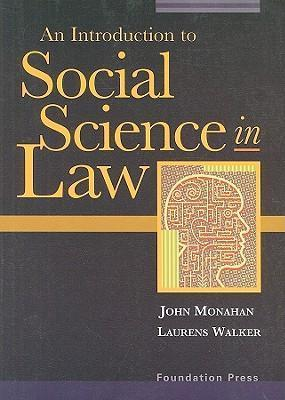 An Introduction to Social Science in Law