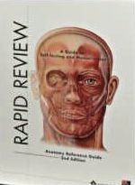 Rapid Review Anatomy Reference Guide 2e (5-Book Display)