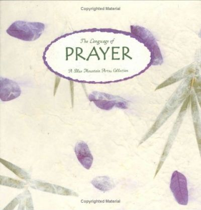 The Language of Prayer