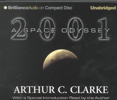 2001 A Space Odyssey (Unabridged) 6 CD Boxed Set