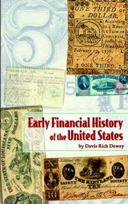 Early Financial History of the United States