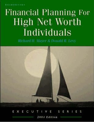 Financial Planning for High Net Worth Individuals