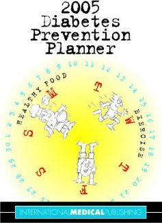 2005 Diabetes Prevention Planner