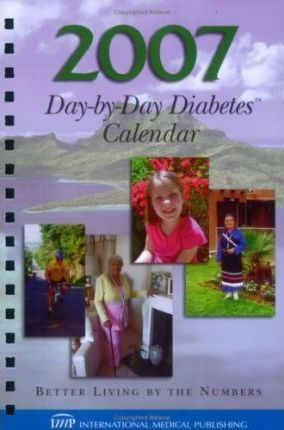 2007 Day-By-Day Diabetes Daily Planner
