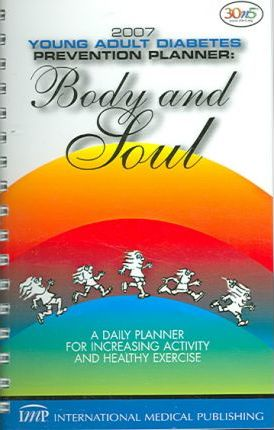 Diabetes Prevention Young Adult Planner 2007