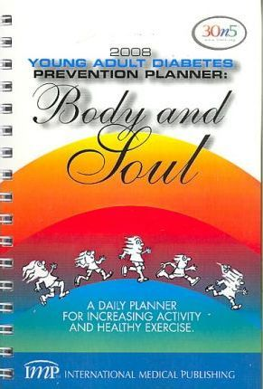 Diabetes Prevention Young Adult 2008 Planner