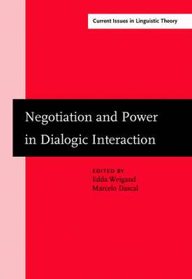 Negotion and Power in Dialogic Interaction