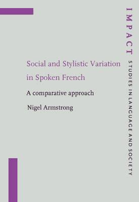Social and Stylistic Variation in Spoken French