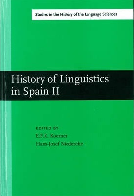 History of Linguistics in Spain/Historia de la Linguistica en Espana