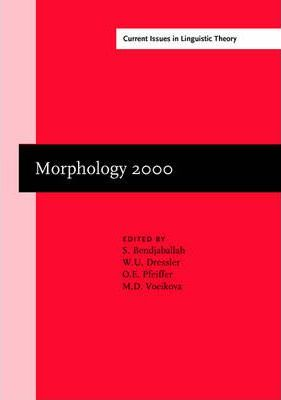 Morphology 2000