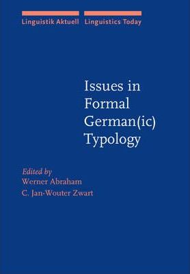 Issues in Formal German(ic) Typology