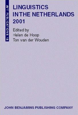 Linguistics in the Netherlands 2001