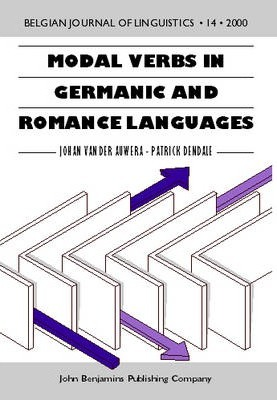 Modal Verbs in Germanic and Romance Languages