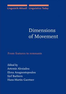 Dimensions of Movement