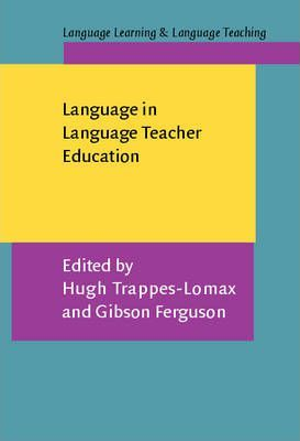 Language in Language Teacher Education