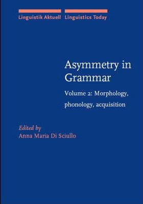 Asymmetry in Grammar