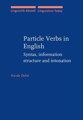 Particle Verbs in English