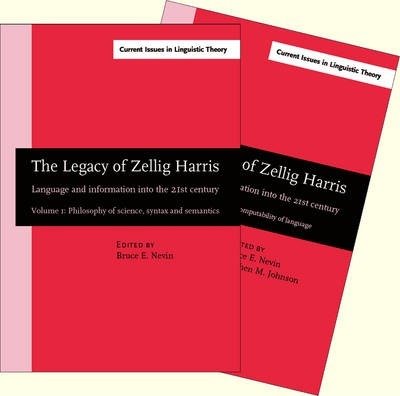 The Legacy of Zellig Harris