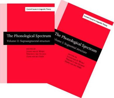 The  Phonological Spectrum