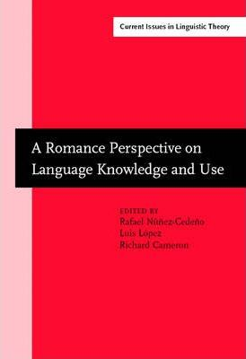 A Romance Perspective on Language Knowledge and Use