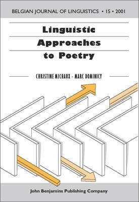 Linguistic Approaches to Poetry