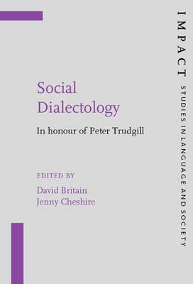 Social Dialectology. in Honour of Peter Trudgill.