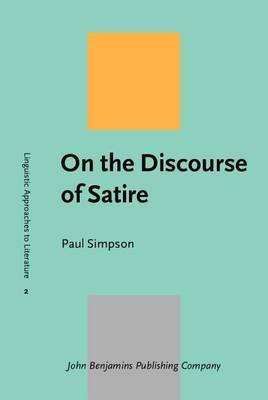 On the Discourse of Satire