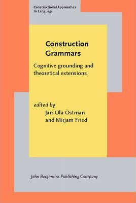 Construction Grammars