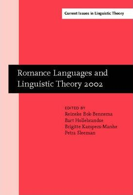 Romance Languages and Linguistic Theory 2002