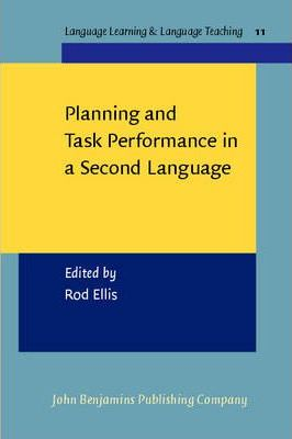 Planning and Task Performance in a Second Language