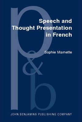 Speech and Thought Presentation in French
