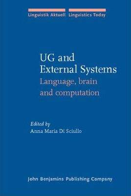 UG and External Systems