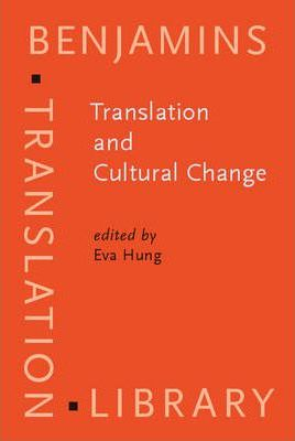 Translation and Cultural Change