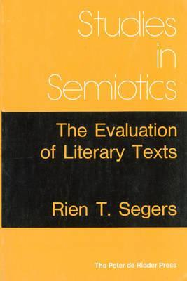 The Evaluation of Literary Texts