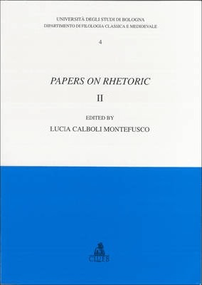 Papers on Rhetoric