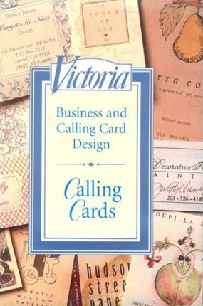 Vic Calling Cards