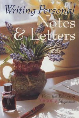 Writing Personal Notes and Letters