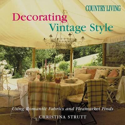 Country Living Decorating Vintage Style
