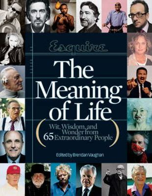 Esquire - The Meaning of Life