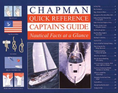 Chapman Quick Reference Captain's Guide