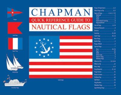 Chapman Quick Reference Guide to Nautical Flags