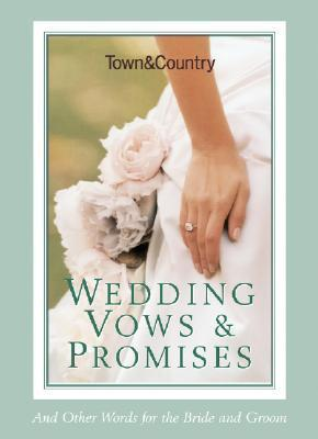 Town & Country Wedding Vows & Promises