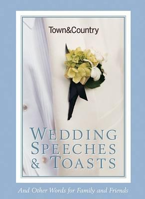 Town & Country Wedding Speeches & Toasts